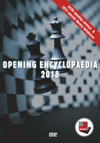 ChessBase Opening Encyclopedia 2018 - Chess Database Software DVD