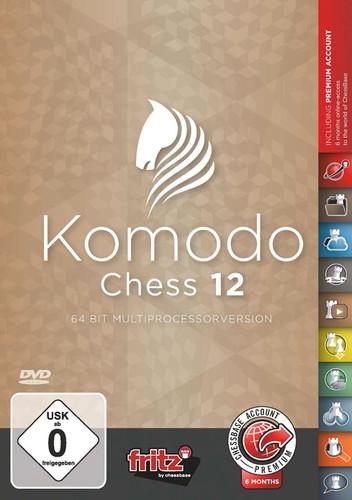 Komodo 12 - Chess Playing Software Download (ChessBase)