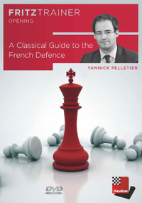 A Classical Guide to the French Defense - Chess Opening Software on DVD