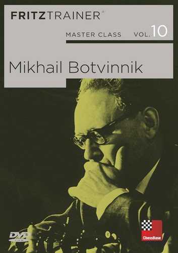 Master Class, Vol. 9: Mikhail Botvinnik - Chess Biography Software Download