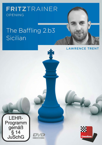 The Baffling 2.b3 Sicilian - Chess Opening Software PC-DVD