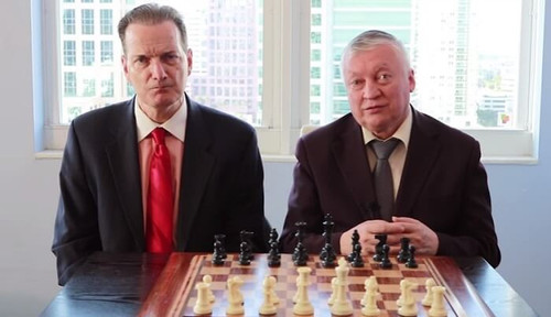 """""""The Karpov Method"""" – A World Champion Reveals His Secret to Chess! - Chess Course Video Download"""