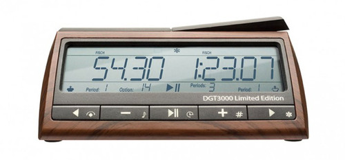 DGT 3000 Limited Edition Chess & Game Clock