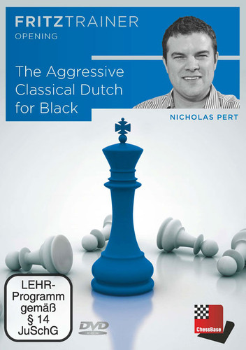 The Aggressive Classical Dutch for Black for PC-DVD