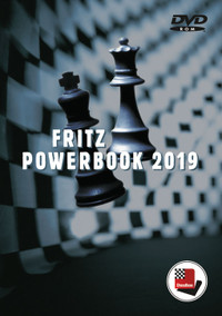 Fritz Powerbook 2019 UPGRADE from 2018 Chess Database Software