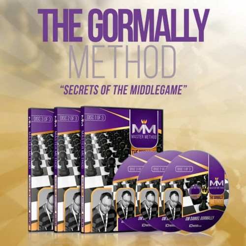 The Gormally Method: Secrets of the  Chess Middlegame - Chess Course Video Download