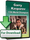 Garry Kasparov: 13th World Chess Champion - Software Download