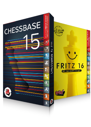 ChessBase 15 Download - Database Management Software and Fritz 16 for  Download