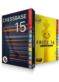 ChessBase 15 and Fritz 16 for chess download