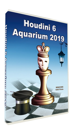 Houdini 6 Aquarium 2019 - Database Management Software