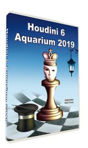 Houdini 6 Aquarium 2019 - Database Management Software