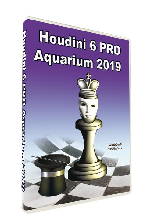 Houdini 6 PRO Aquarium 2019 - Database Management Software (Download)