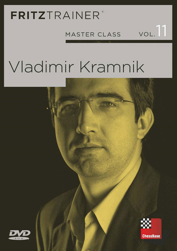 Master Class, Vol. 11: Vladimir Kramnik - Chess Biography Software Download