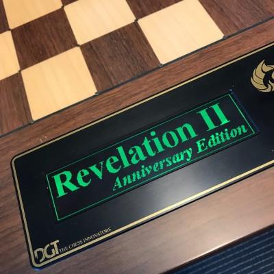 Revelation Retro Software - Anniversary Package for DGT e-Boards