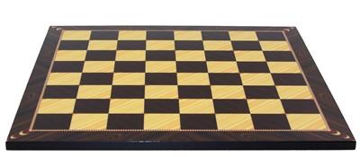 "Elegant Decoupage Chess Board 1.8"" Square"