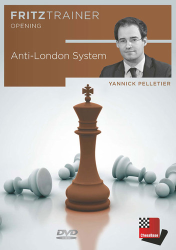 Anti-London System - Chess Opening Software DVD