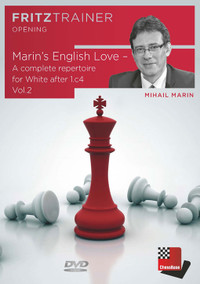 English Love, Vol. 2: A Complete Repertoire for White after 1.c4 - Chess Opening Software