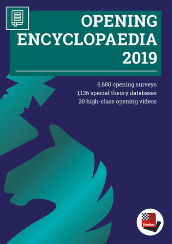 ChessBase Opening Encyclopedia 2019 Chess Database  Download