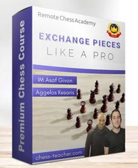 Exchange Pieces like a Pro -  Chess Course Video Download