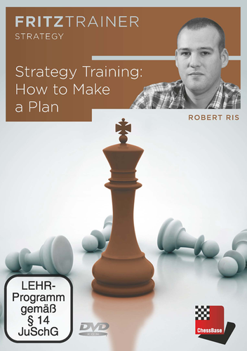How to Make a Plan - Chess Strategy Software Download