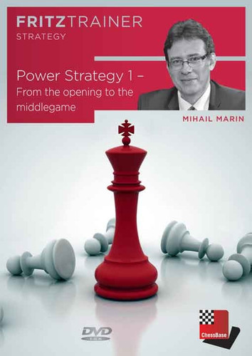 Power Strategy 1 and 2 - From the Opening to the Middlegame and The Middlegame - Static Positions DVDs