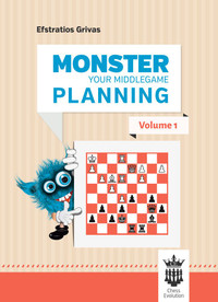 Monster Your Middlegame Planning, Vol. 1 - Chess Middlegame E-Book Download