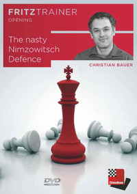 The Nasty Nimzowitsch Defense - Chess Opening Software DVD