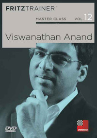 Master Class, Vol. 12: Viswanathan Anand - Chess Biography Software PC-DVD