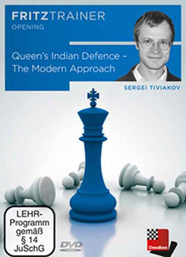 Queen's Indian Defense: The Modern Approach - Chess Opening Software  DVD