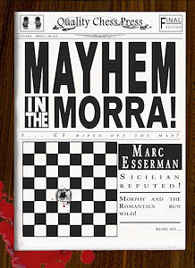 Mayhem in the Morra - Chess Opening E-Book Download