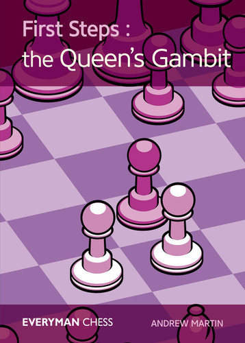 First Steps: The Queen's Gambit - Chess E-Book for Download