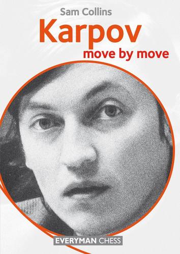 Karpov: Move by Move - Chess E-Book for Download