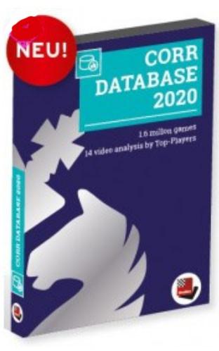 Corr. Database 2020 - Chess Game Database Software