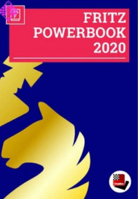 Fritz Powerbook 2020 UPGRADE from 2018 - Chess Database Software on DVD
