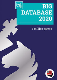 Big Database 2020 - Chess Database Game Collection on DVD