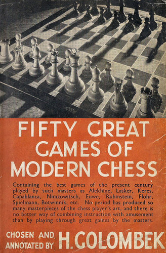 Fifty Great Games of Modern Chess - Classic E-Book for Download
