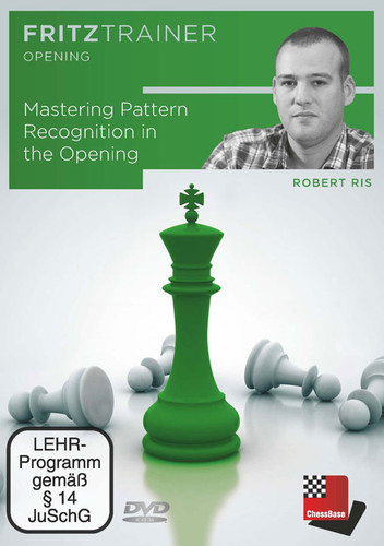 Mastering Pattern Recognition in the Opening- Chess Software DVD
