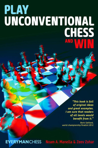 Play Unconventional Chess and Win ‐ Chess Opening E-Book Download