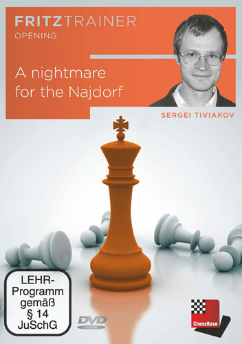 A Nightmare for the Najdorf - Chess Opening Software Download