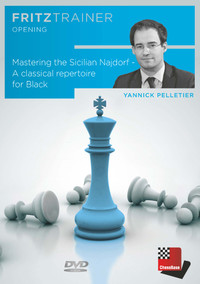Mastering the Sicilian Najdorf, A classical Repertoire for Black Chess Opening Software for Download (