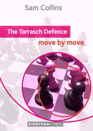 Tarrasch Defense: Move by Move ‐ Chess Opening E-Book Download