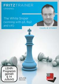 The White Sniper (winning with g3, Bg2 and c4!)