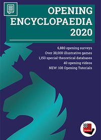 ChessBase Opening Encyclopedia 2020 - Chess Database DVD
