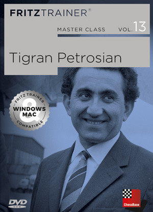 Master Class Vol. 13: Tigran Petrosian - Chess Biography Software Download