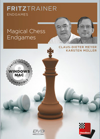 Magical Chess Endgames - Chess Endgame Software Download