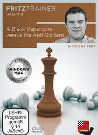 A Black Repertoire versus the Anti-Sicilians - Chess Opening Software Download