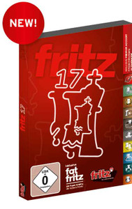 Fritz 17 Chess Playing Software Program