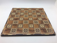 "Marrakesh Decoupage Chess Board 2""Square"