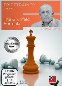 The Grünfeld Formula - Chess Opening Software Download