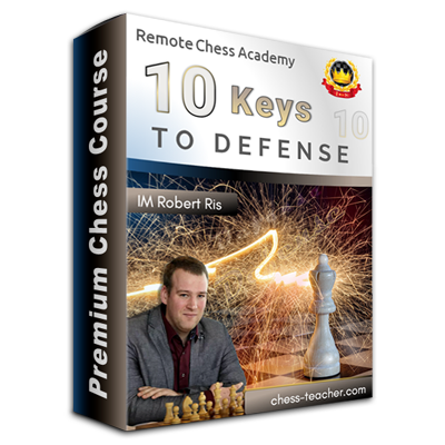 10 Keys to Defense - Chess Course Video Download